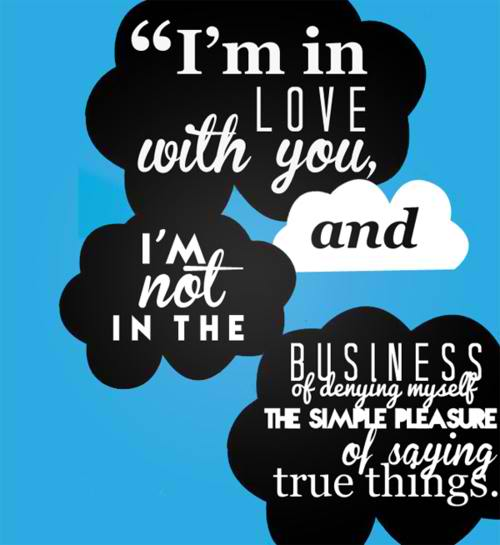 The Fault In Our Stars Quotes Movie: THE FAULT IN OUR STARS By JOHN GREEN